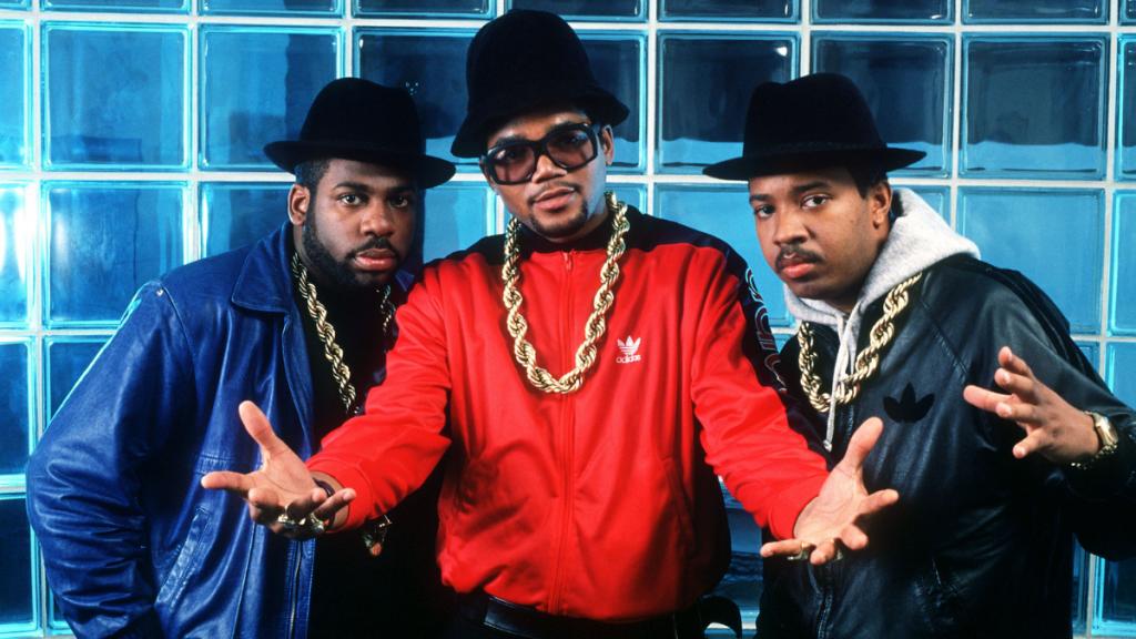 The eighties Hip Hop